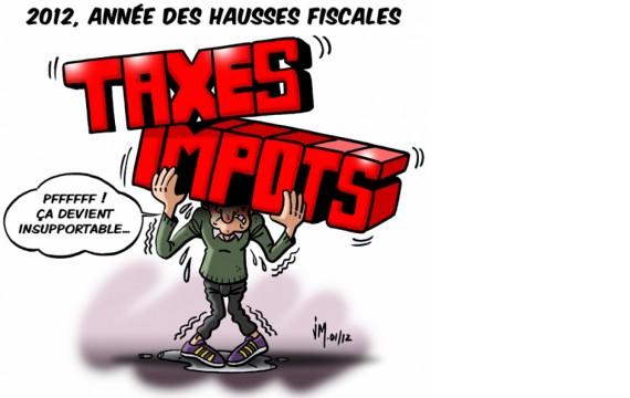 L'impôt libertarien
