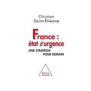 FRANCE: ETAT D'URGENCE,UNE STRATEGIE POUR DEMAIN DE CHRISTIAN SAINT-ETIENNE