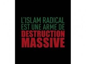«L'ISLAM RADICAL EST UNE ARME DE DESTRUCTION MASSIVE» GUY MILLIERE