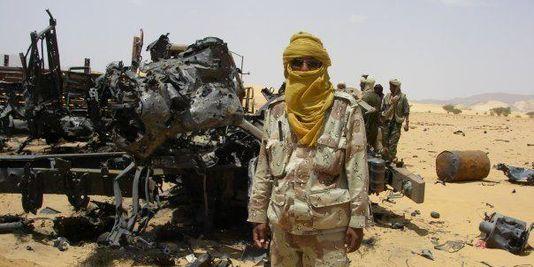 LA LIBYE: << On a pour l'instant échappé à une guerre civile » H.BRAVIN