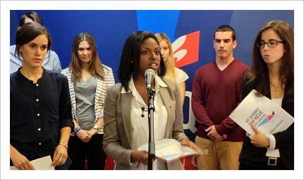 Les Jeunes libéraux du Canada sont à la recherche de candidat(e)s pour le poste de vice-président(e) (organisation)