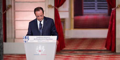 PARTI LIBERAL DEMOCRATE:LA FAUSSE CONVERSATION DU PRESIDENT HOLLANDE