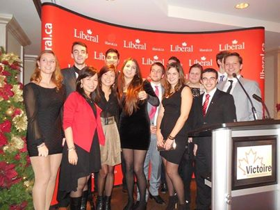 LES RESOLUTIONS POLITIQUES DES JEUNES LIBERAUX CANADIENS