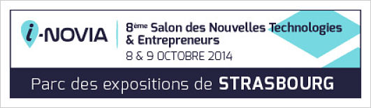 Le salon des Nouvelles Technologies et Entrepreneurs devient le salon « i-Novia » et affiche de nouvelles ambitions.