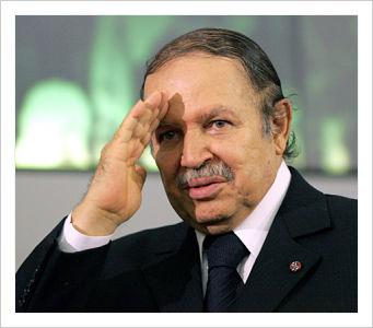 ALGERIE: QUI EST VRAIMENT  A.BOUTEFLIKA