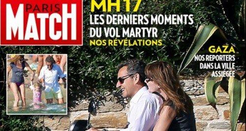 Les derniers moments de Carla et Nicolas Sarkozy