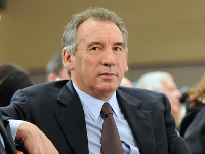 François Bayrou s'adresse aux adhérents et sympathisants