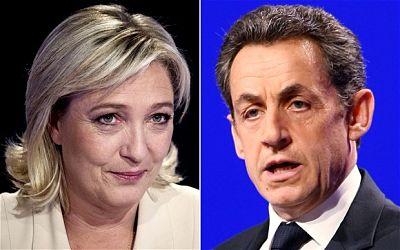 Sarkozy s'enfonce tandis que le FN défonce