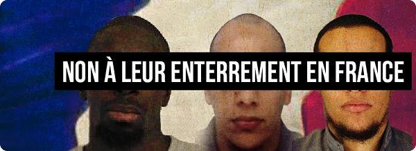 LA LOI: DOIT ON S'OPPOSER A L'ENTERREMENT DE COULIBALY ET DES FRERES KOUACHI?