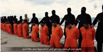 VIDEO: Les monstres d'Isis ont encore frappé !