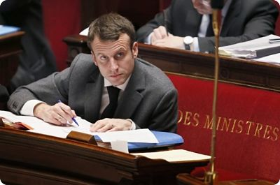 loi Macron : «Loi pour la croissance, l'activité et l'égalité des chances économiques» G.Frixon