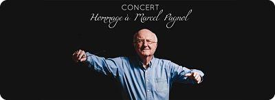 Aubagne : Concert «Hommage à Marcel Pagnol» dirigé par Vladimir Cosma
