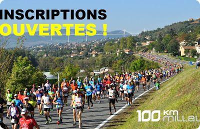 Le 100 km de Millau: Les inscriptions sont ouvertes