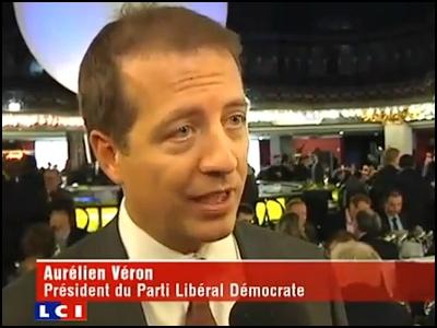 Colombes: Lettre d'Aurélien Veron au Maire de Colombes