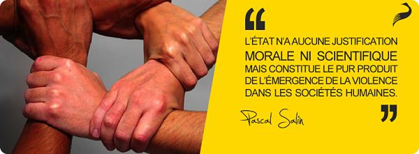Stéphane Geyres du Mouvement des Libertariens : une voie nouvelle