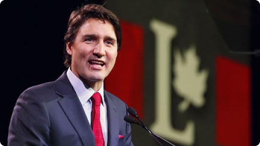 PARTI LIBERAL DU CANADA: Justin Trudeau présente le plan libéral pour du vrai changement