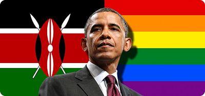 Obama en mode missionnaire LGBT en Afrique !