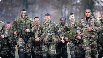 Sites militaires: Une société militaire privée au service de L'Etat