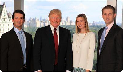 Qui est Donald John Trump ?