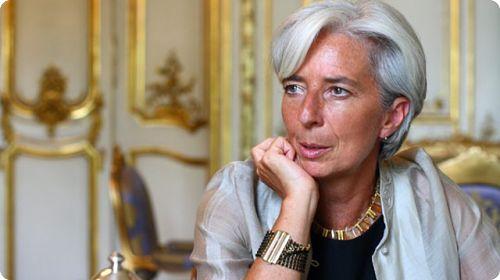 Présidentielle 2017 : Et si c'etait Christine Lagarde