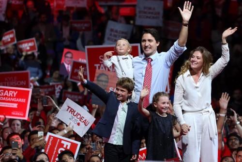 Parti Libéral Canadien: Avec Justin Trudeau, les Canadiens peuvent faire le choix d'un changement réel et progressiste
