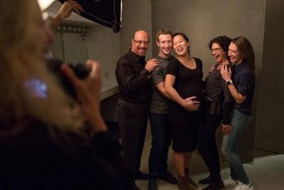 Mark Zuckerberg sera bientôt papa