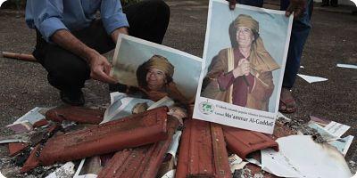 Libye : l'après Kadhafi