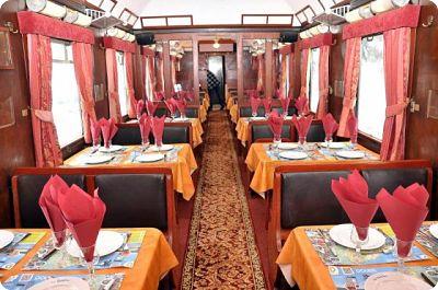 Un voyage à bord du train Coni'fer