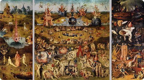 L'œuvre la plus célèbre et la plus complexe de Jérôme Bosch