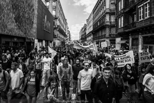 Bordeaux : une marche blanche pour interpeller la préfecture sur les pesticides