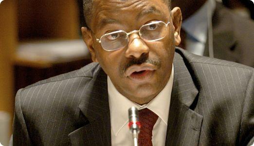 Présidentielle au Gabon: Alexandre BARRO CHAMBRIER s'adresse aux  citoyens gabonais