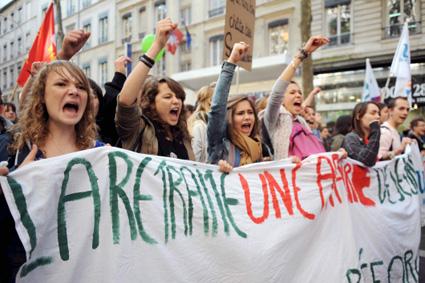 « Pour une République Sociale » ??? Par Stéphane Geyres