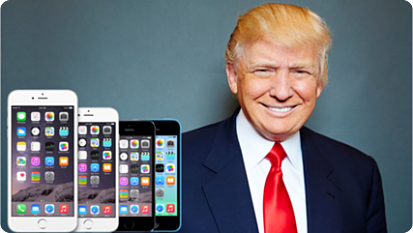 Quand Donald Trump veut révolutionner Apple  Par Simone Wapler