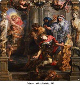 Achille: un héros légendaire
