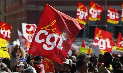 Halte au chantage de la CGT