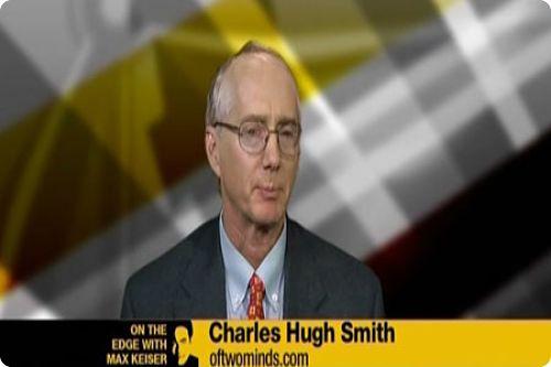 Désindustrialisation, l'ennemi silencieux par Charles Hugh Smith