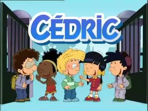 Cédric est une série de bande dessinée humoristique belge