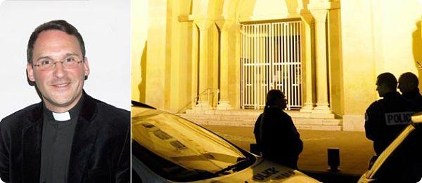 Marseille: Le père Hugues Madesclaire a été retrouvé égorgé