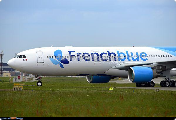 French Blue: premier vol commercial pour Air Caraïbes