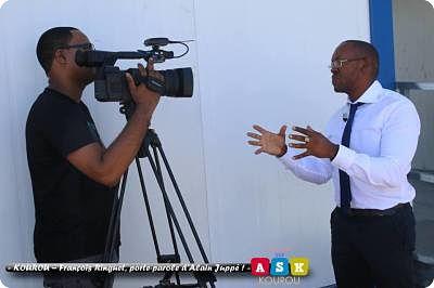 Guyane: François Ringuet, porte-parole d'Alain Juppé !