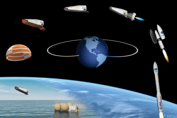 Stratégie spatiale européenne – « Un grand pas pour l'Europe »