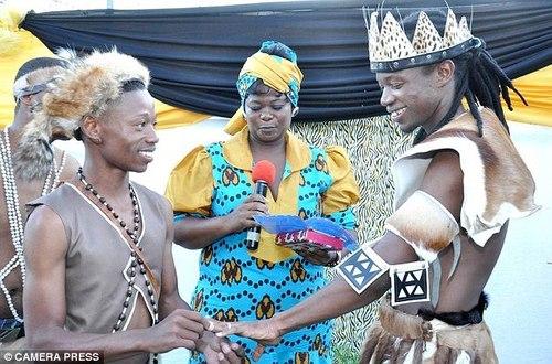 Afrique: le mariage homosexuel est devenu légal en Afrique du Sud le 30 novembre 2006