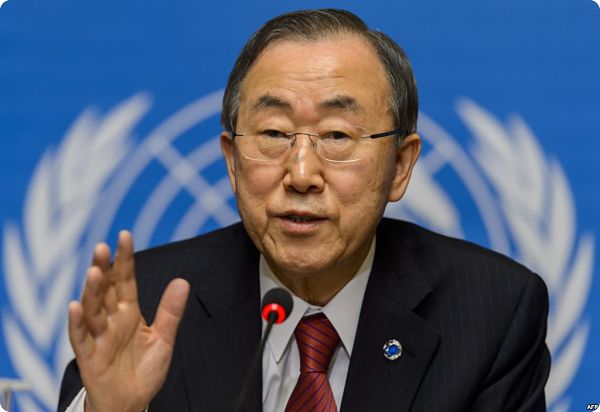 ONU : de graves accusations contre Ban Ki-Moon