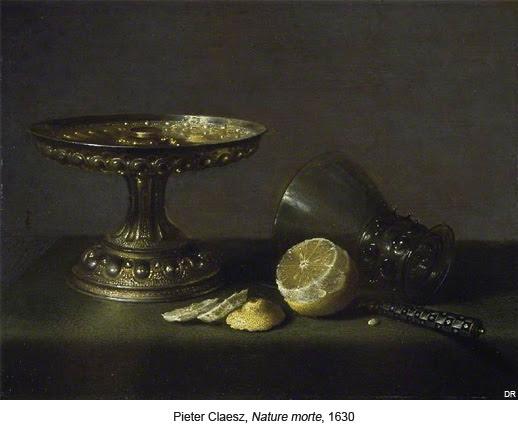 Pieter Claesz,Nature morte