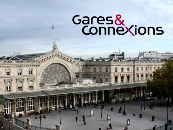 SNCF GARES & CONNEXIONS ET LE CNES S'ASSOCIENT POUR FAIRE ENTRER LES ÉTOILES EN GARE