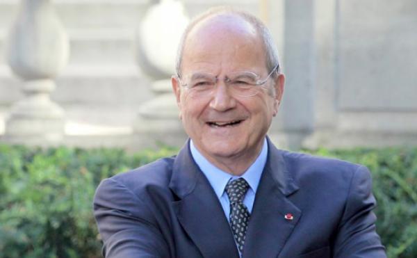 Qui est Marc Ladreit de Lacharrière président de la Revue des deux Mondes?