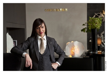 Des Clefs d'Or pour Audrey Berr, Chef-concierge de l'InterContinental Marseille