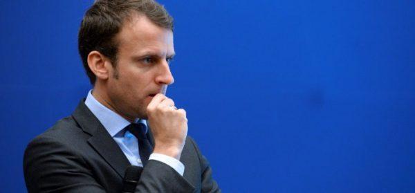 Présidentielle2017 : Et Macron est arrivé…