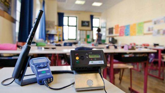 Surveillance de l'air intérieur des établissements scolaires en 2018 : Air PACA vous aide à être prêts