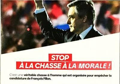 Gaspillage effroyable et pathétique : 4 millions de tracts distribués contre la « chasse à l'homme » de Fillon